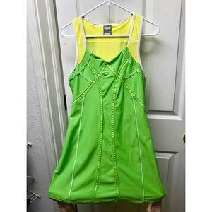Nike - Tennis Dress - Lime Green 🎾 Yellow